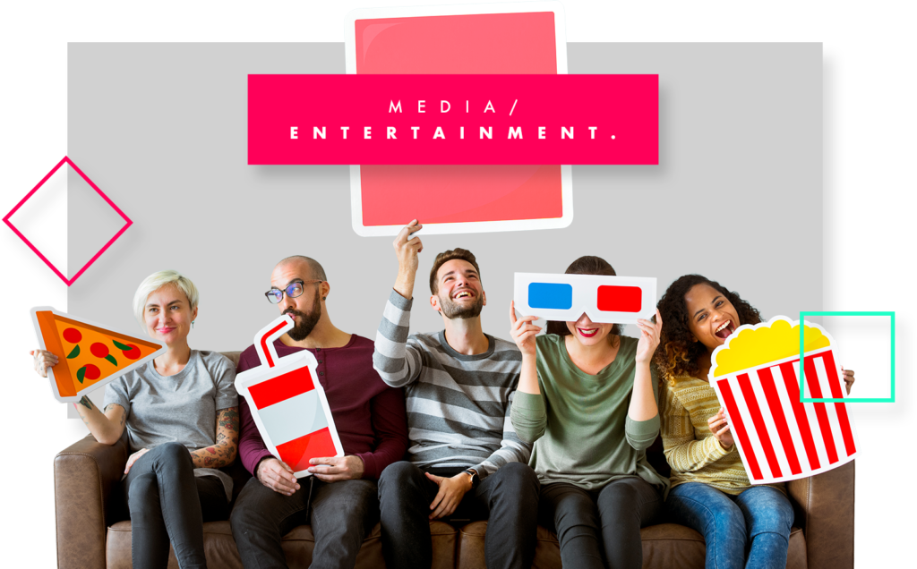 Media and Entertainment Industry R+D Innovation | Audience-Focused Success